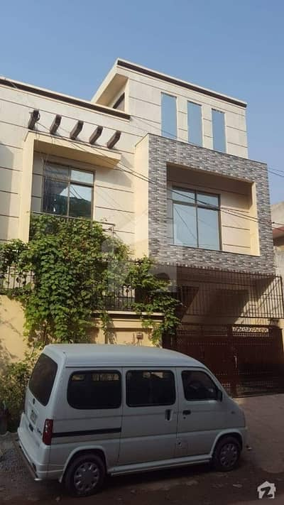 6 Marla New Stylish Double Storey House For Sale In Ghauri Town