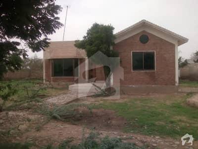 Farm House Is Available For Sale Near Baqai University
