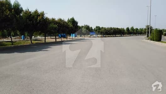 The Cheapest 8 Marla Fully Developed Plot For Sale In H Block Bharia Orchard Phase 2 Lahore