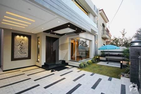 Mazhar Munir Design 10 Marla Beautiful House For Sale