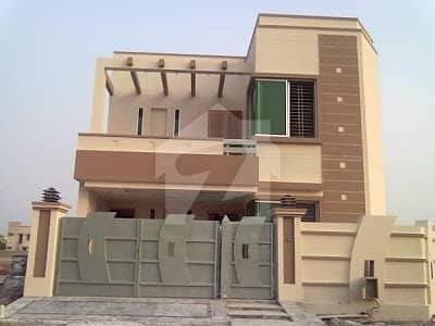 Brand New 10 Marla Double Unit House Is Available For Sale