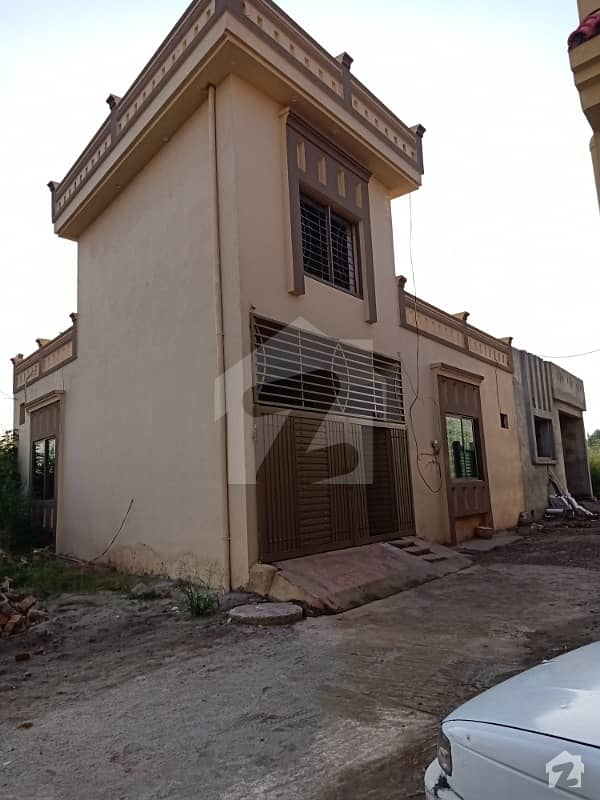 5 Marla Corner Single Storey House For Sale