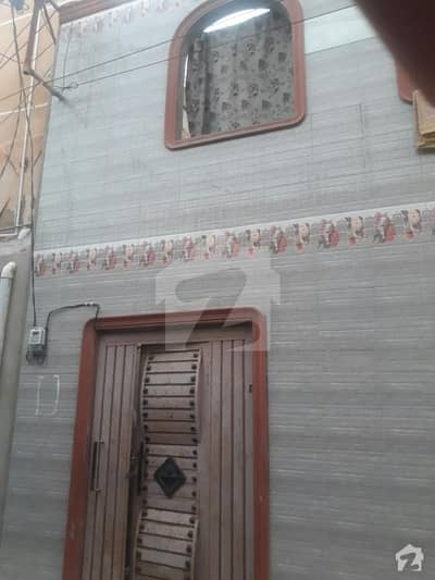 60 Sq Yards House Is Available For Sale