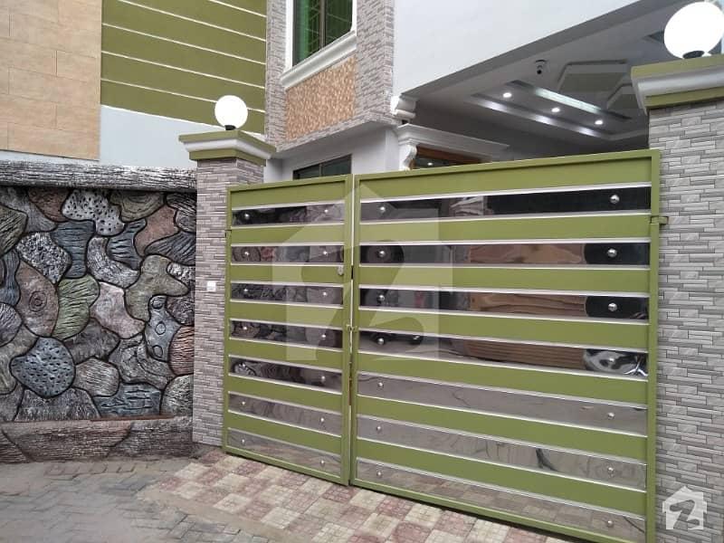 6 Marla Brand New Luxury New Modern Beautiful House For At Main Khair Ul Marouf Road