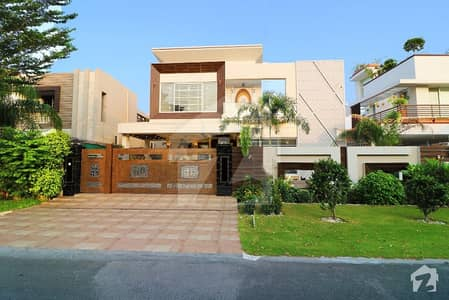 Lavish Brand New 1 Kanal House In A Prime Location Of DHA Lahore