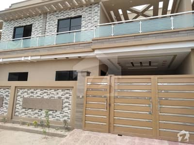 6 Marla Brand New Well Constructed Double Story House For Sale Gated Colony