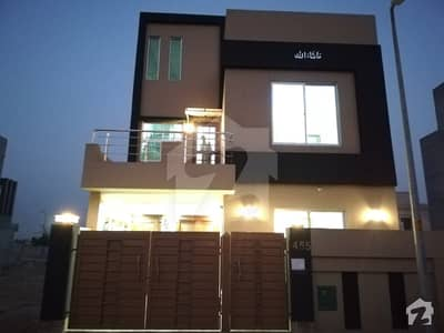 5 Marla Brand New House For Rent At Location In Aa Block