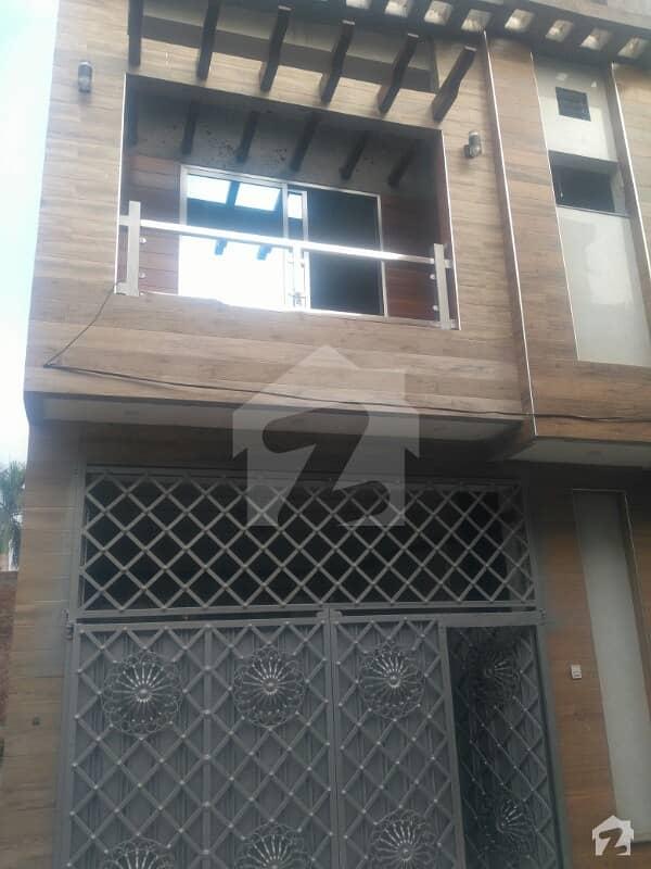 Ali Park Cantt 4.5 Marla Triple Storey Owner Build House For Sale