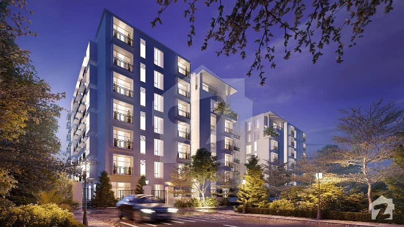 Zameen Opal Apartment For Sale On Installments Plan