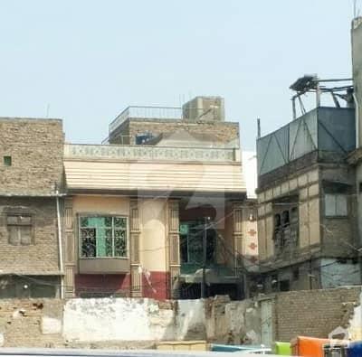حشت نگری پشاور میں 4 کمروں کا 2 مرلہ مکان 55 لاکھ میں برائے فروخت۔