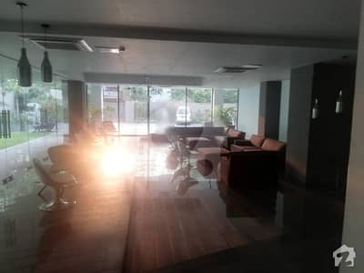 Ground Floor In A Building Luxury Apartment  For Rent