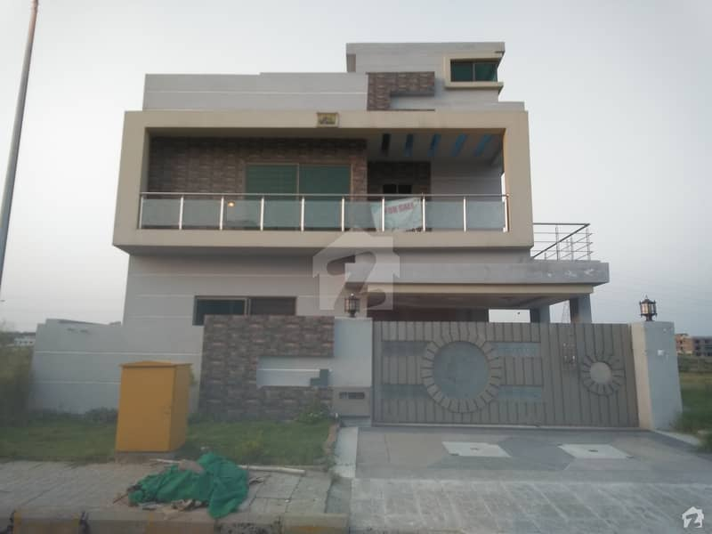 10 Marla Brand New Double Storey Double Unit House In Block H Bahria Town Rawalpindi