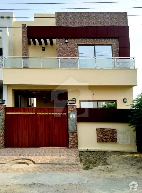 ABRAR Estate Services Offers 5 Marla Brand New House For Sale DHA Rahbar