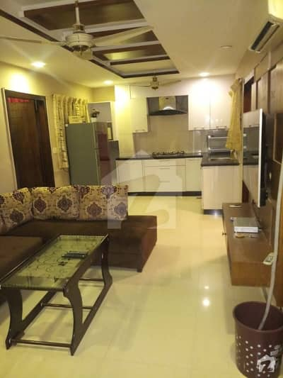 2 Beds Furnished Apartment For Sale In Main Civic Centre Of Bahria Town Phase 4
