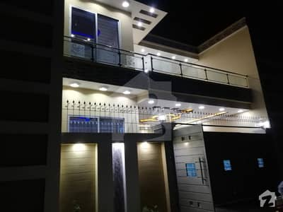 6 Marla brand new corner house for sale