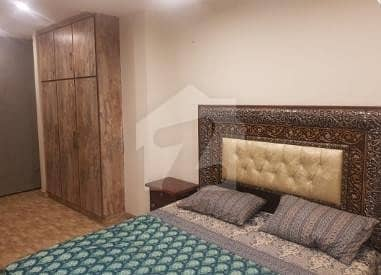 1 Bed Fully Furnished Apartment For Sale Already Rent Out Income 30000/- Per Month