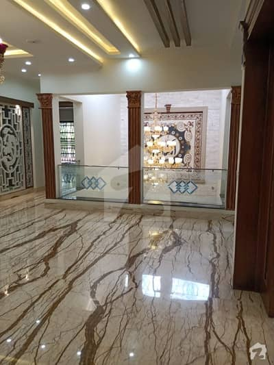 1 Kanal Brand New 1st Entry Luxury Upper Portion Is For Rent in Wapda Tow Housing Society Lahore Phase 1 Block D2