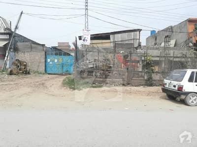 آئی جے پی روڈ اسلام آباد میں 2.2 کنال کمرشل پلاٹ 14.08 کروڑ میں برائے فروخت۔