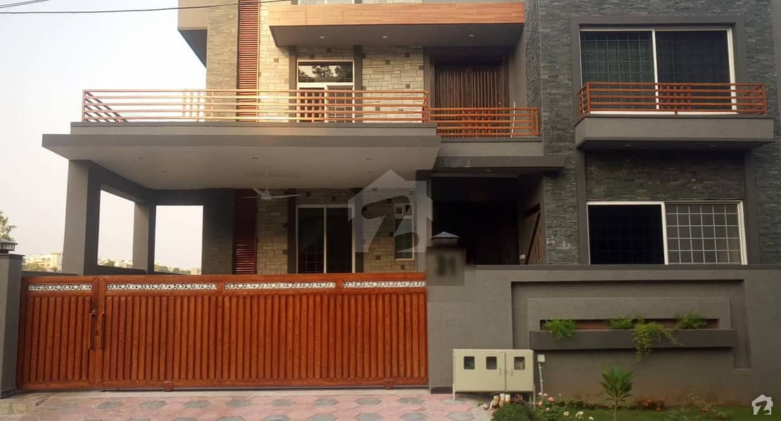 10 Bed Triple Storey Brand New House Is Available For Sale With 3 Independent Gate In DHA 1 Orchard Area