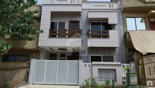 Brand New 25x40 House  For Sale In G-13/2 Islamabad