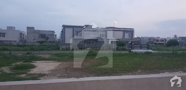 2 Kanal Plot For Sale  No DB No Pole Price Is Almost Final
