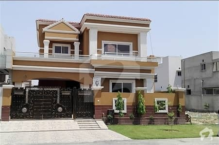 DHA Phase 6 Brand New Ten Marla House Is Available For Sale