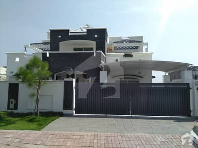 Kanal House With Extra Land Available For Sale In Bahria Town Phase 8
