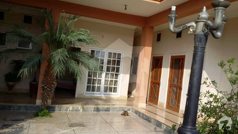 30 Marla Double Story House is Available for Sale in Habibullah Colony