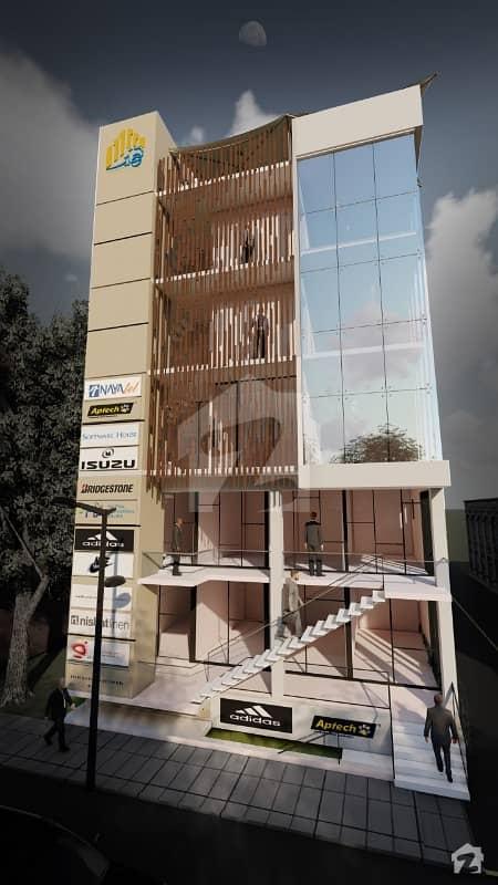 ممتاز سٹی اسلام آباد میں 1 کمرے کا 1 مرلہ فلیٹ 17. 9 لاکھ میں برائے فروخت۔