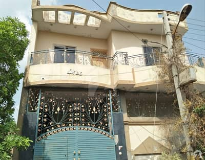 6 Marla Double Storey House For Sale  New Eden Garden