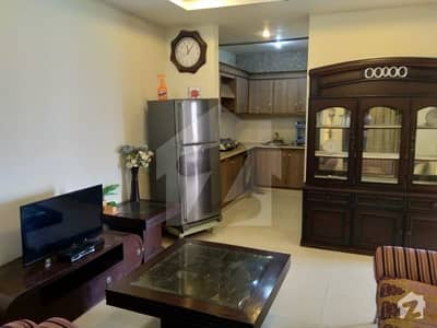 2 Bed Furnished Flat For Rent In Square Commercial  Phase 7