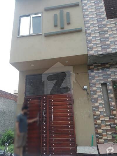 غوث گارڈن - فیز 3 غوث گارڈن لاہور میں 3 کمروں کا 2 مرلہ مکان 34 لاکھ میں برائے فروخت۔