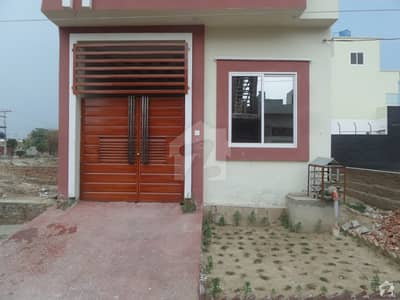 Double Story Beautiful House For Sale At Hassan Block Okara