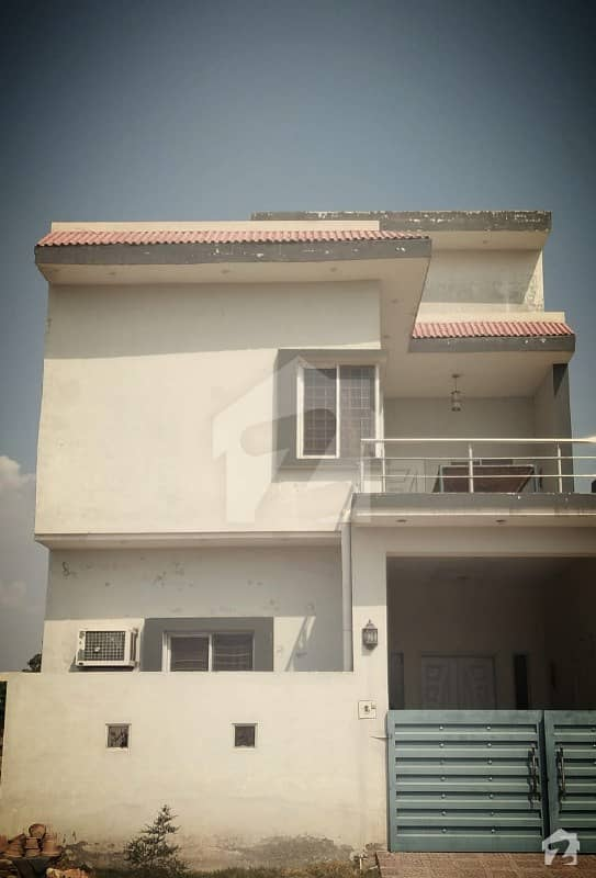 Golf City 5 Marla Double Storey House For Sale