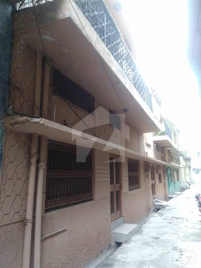 6 Marla 3 Storey House Is Available For Sale