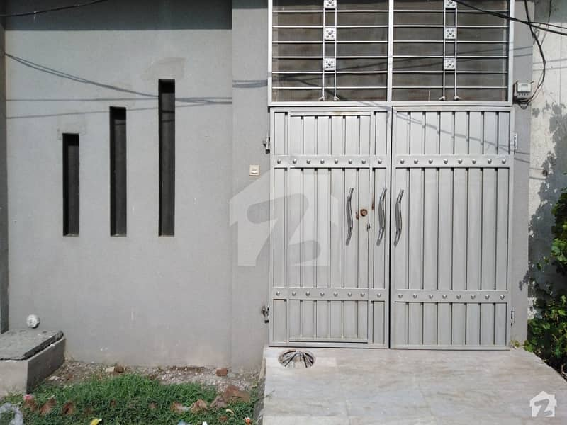 3. 25 Marla Half Double Storey House Is Available For Sale