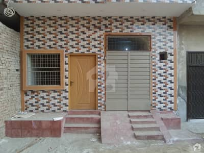 Double Storey Beautiful House For Sale at Al Qadoos Town Okara