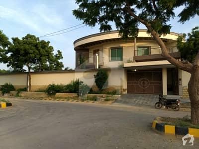 کورنگی کراچی میں 4 کمروں کا 6 کنال فارم ہاؤس 22 کروڑ میں برائے فروخت۔