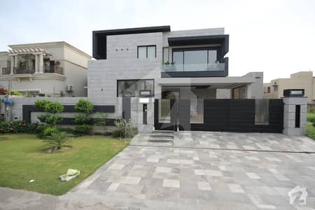 Leads Presenting One Kanal Brand New Modern Theme Bungalow in DHA Phase 6