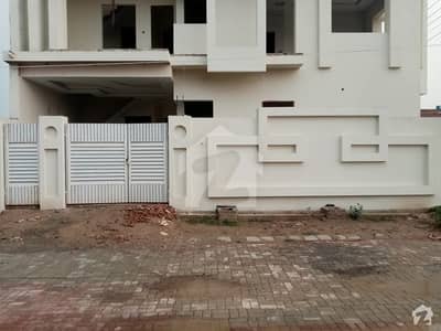 Double Storey Beautiful Corner House For Sale At Faisal Villas Okara