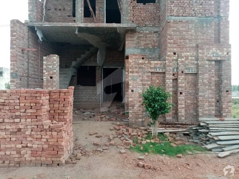 Triple Storey Beautiful House For Sale At Faisal Villas Okara