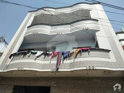 House For Sale At Anda More Norrh Karachi Sector 7-D/2 - Near to Habibia Masjid And Riaz Ul Janna Masjid
