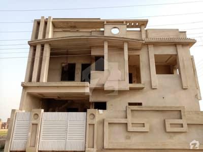 Double Storey Beautiful Corner House For Sale At Faisal Villas Okara