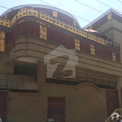 10 Marla Beautiful House for sale in AL Haram Model Town Peshawar