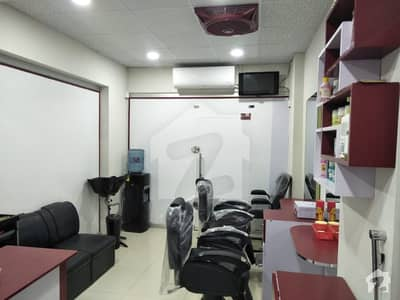 Beauty Parlour Is Available For Sale