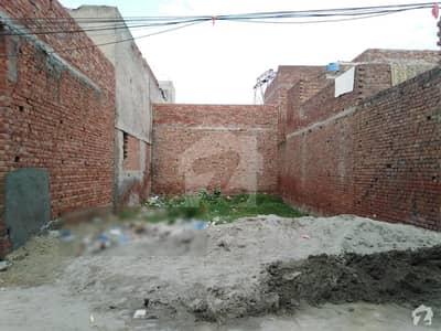 شالیمار ٹاؤن کاہنہ فیروزپور روڈ لاہور میں 2 مرلہ کمرشل پلاٹ 45 لاکھ میں برائے فروخت۔