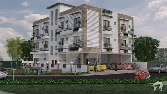 Third Floor Apartment For Sale In Green Apartments