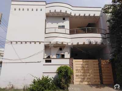 4 Marla Corner Double Storey House Is Available For Rent