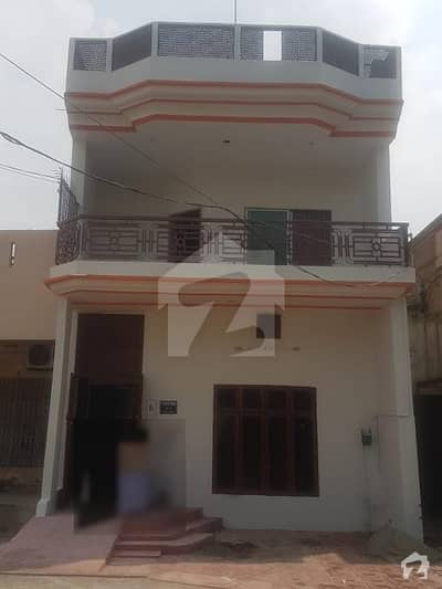 5 Marla Newly Renovated House For Rent