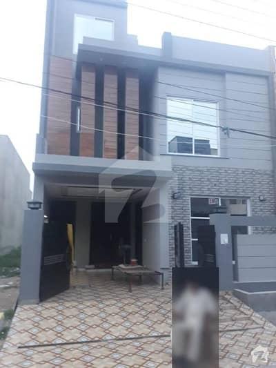 طارق گارڈن هاسنگ سکیم طارق گارڈنز لاہور میں 3 کمروں کا 5 مرلہ مکان 1. 5 کروڑ میں برائے فروخت۔